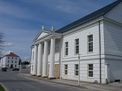Theater in Putbus